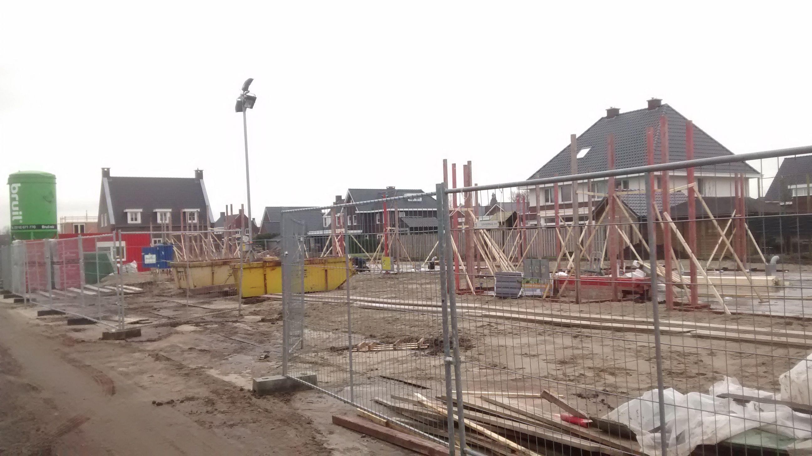 Initiatiefgroep Zeeland  bezorgd over woningbouw