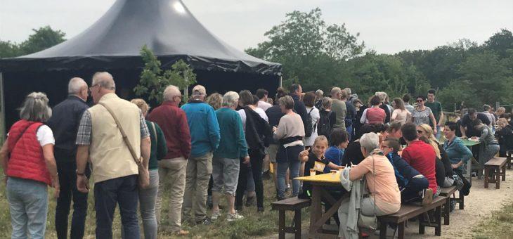Zeeland geniet van het eerste dorpsfeest