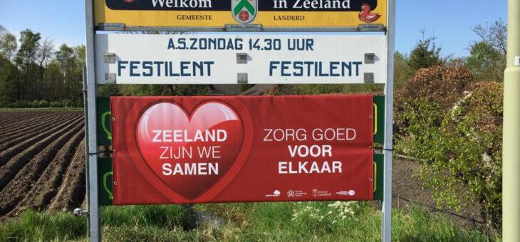 Een hart onder de riem voor Zeeland